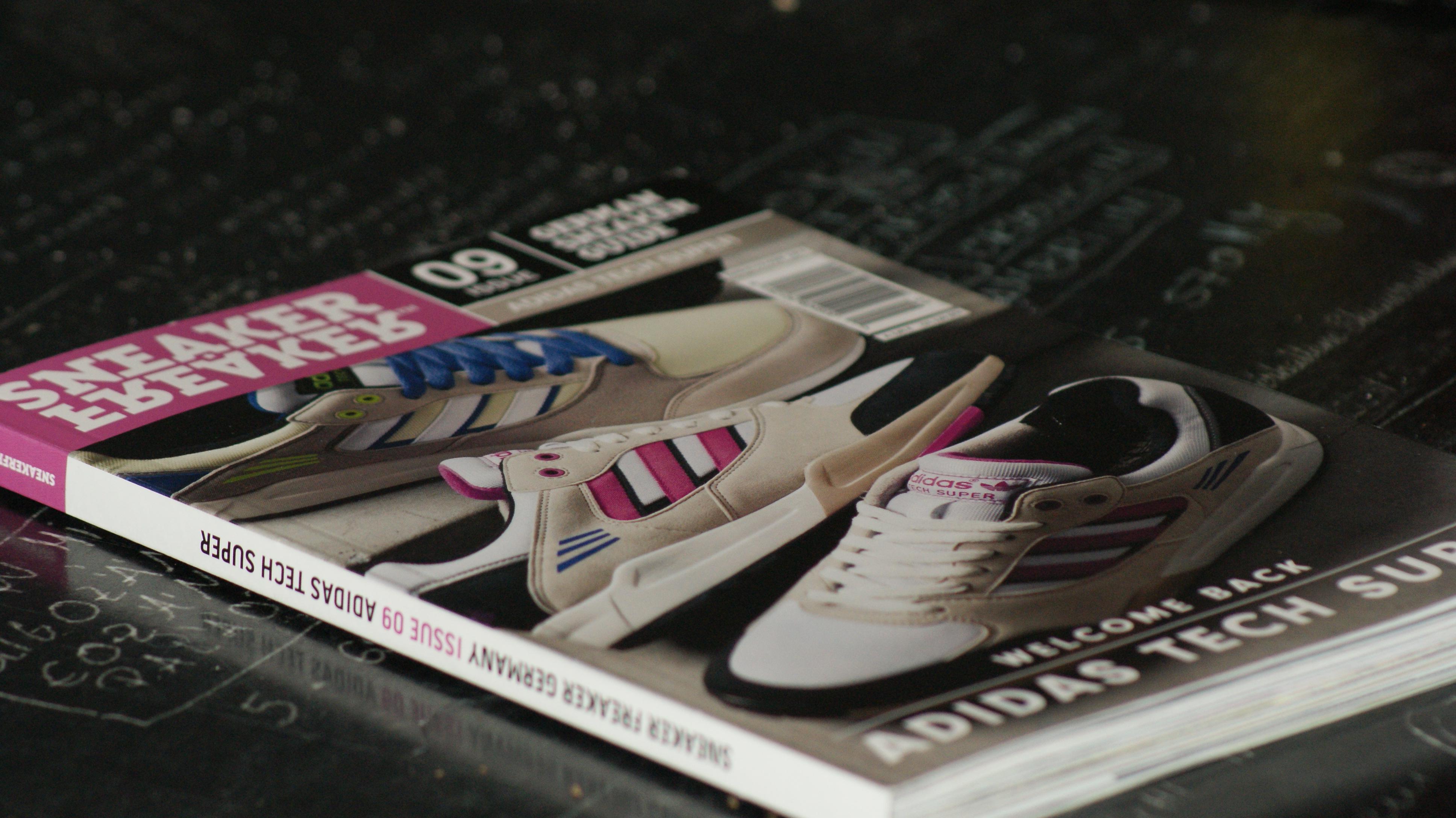 9# sneakerfraker german issu