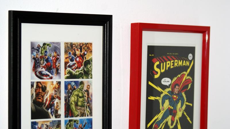 MYCRIB_THEAVENGERS_SUPERMAN_WALL_SNEAKERSKILLS_2