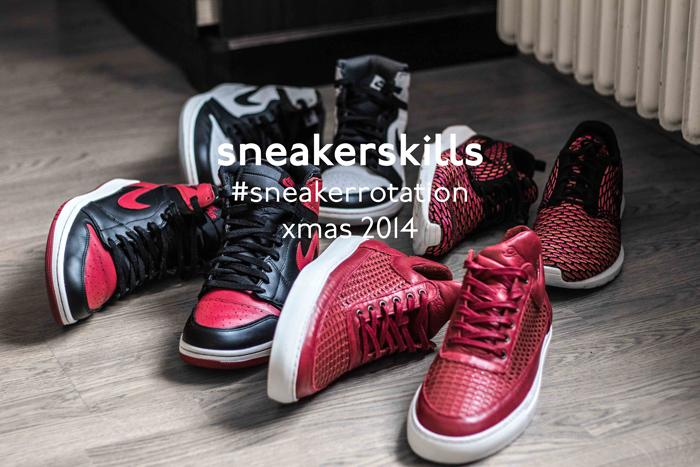 Sneakerskills-Sneakerrotation-Xmas-2014