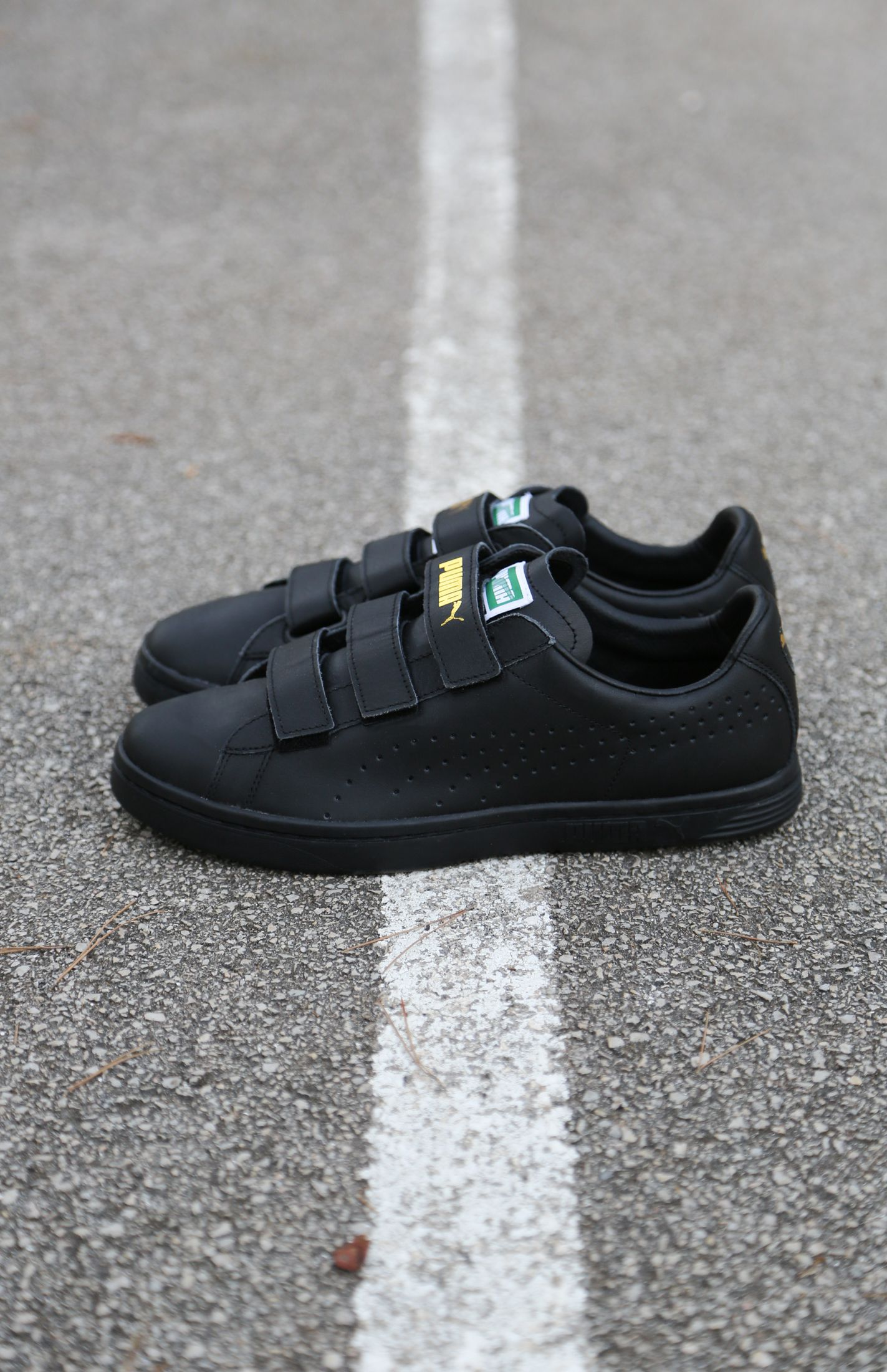puma court star velcro