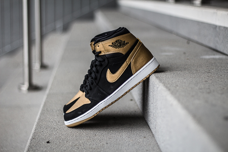 Air-Jordan-1-Melo-black-gold-Wiesbaden-Mainzer-Str_1