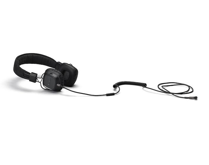 Marshall Headphones_Major_II_pitchblack_3