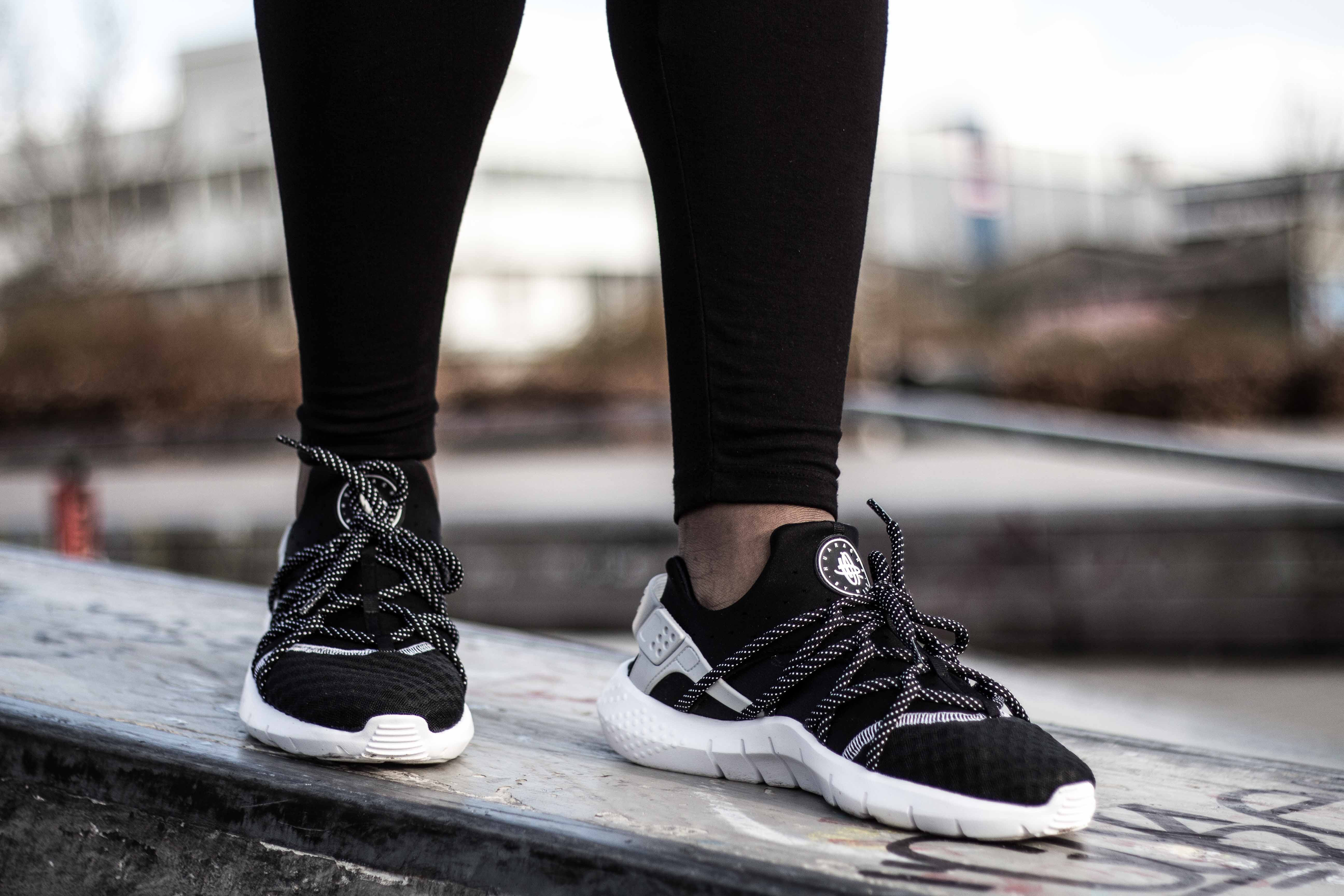 huarache nm black