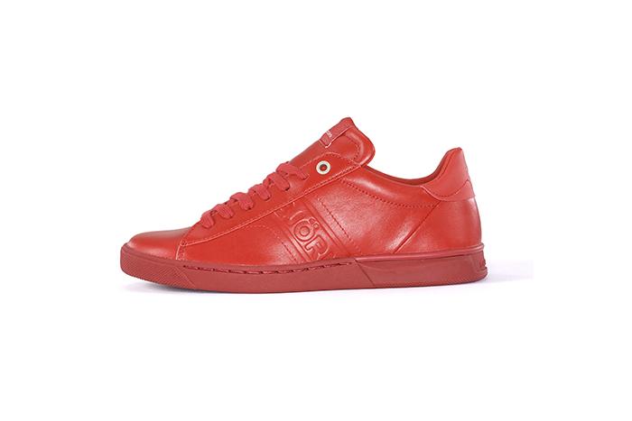 T100 LOW LEA W 5000 RED female